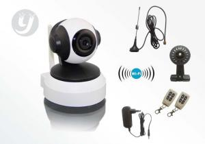 China P2P HD Wireless WiFi IP Camera , Network CCTV Security Camera on sale
