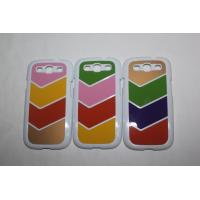 China Red / Pink / Yellow Samsung Protective Case For Samsung Galaxy S3 i9300 on sale