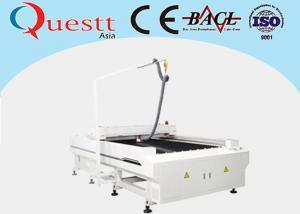 China アクリル/木/プラスチックのための水冷の二酸化炭素レーザーの彫版機械1000Mm/S on sale