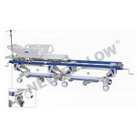 Patients Transfer ABS Plastic Luxury Connecting Trolley For Operating Room