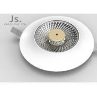 18w die-casting aluminum round shape recessed downlight
