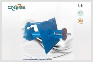 China Centrifugal Sewage Sump , Vertical Slurry Pump for Mineral Processing on sale