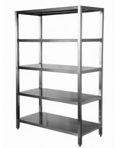 Commercial Kitchen five Tier Detachable Assembly Stainless Steel ...
