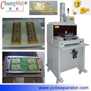 China PCBA Depaneling Systems Presses,Pneumatic FPC / PCB Cutting Machine on sale
