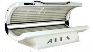 China Portable Horizontal 20 minute Sunvision Tanning Bed 3.1kw for home use on sale