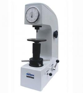 China Manual Bench Rockwell Hardness Tester ASTM E18 Standard For Accurate Measurement on sale