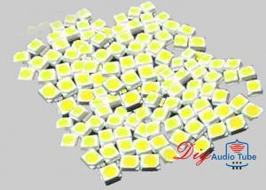 China LED Diode chip High output led light square type 120 degree 6000-6500K 4 pin led smd 3528 on sale