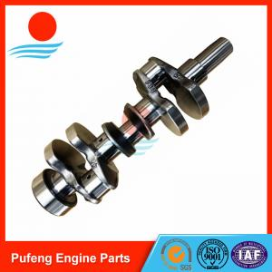 China Yanmar crankshaft 3TNE84 3TNE88 3TNV84 3TNV88 forged steel 129004-21002 AM882247 on sale