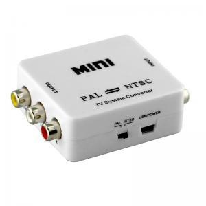 China Mini TV System Converters Support PAL and NTSC on sale