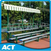 Fast Assembly Portable Grandstand Seating Light Weight Anti - Rust  No Deformation And Crack
