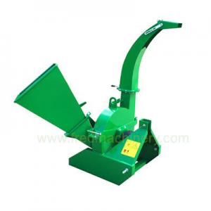 China 4'' Chipping Capacity Pto Chipper Shredder Direct Drive 5 - 6cbm / H Working Efficiency on sale