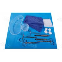 China General Dressing Minor Procedure Pack , Disposable Hospital Procedure Kit Sterile Surgical Operating Kit on sale