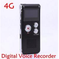 New 4gb USB Digital Audio Voice Recorder MP3 Music Player