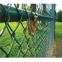 China 40*40MM PVC Coated Wire Mesh Garden Fence , Heavy Duty Wire Fence Panels on sale