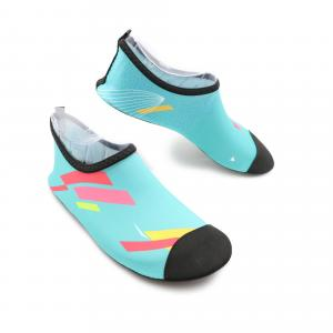 Yoga Breathable Mens Aqua Socks Water Shoes Durable Aqua Aerobics Shoes