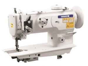 China Single Needle Unison Feed Walking Foot Heavy Duty Sewing Machine  FX1541 on sale