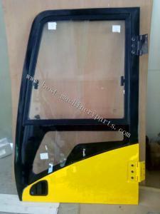 China CAT 311 caterpillar excavator cabin door, operator cabin door on sale