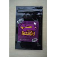 Non - Toxic Plastic Zipper Bags For Gummy Bear / Gummy Candy Packaging