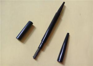 China Simple Design Professional Eyebrow Pencil Comfortable Feeling ABS Material on sale
