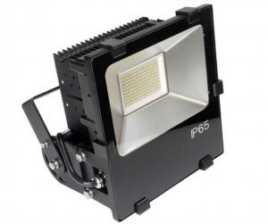 China UL DLC 250W Outdoor Led Floodlight / RGBW High Power LED Flood Light Fins Design 110lm / W on sale