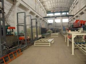 China High Automatic Degree Board Making Machine for Building Construction Material on sale