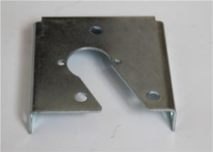 China Iron Cutting Driling Custom Stamping Parts For Household Appliances on sale