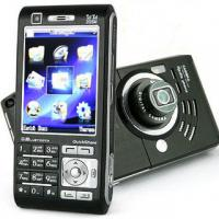 China Zoom Camera 2 Sim Card Quad Band TV GSM Unlocked Cell Mobile Phones T800+ on sale