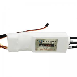 China RC Boat Surfboard ESC 300Amp Brushless Speed Controller Water Cooled PC Support on sale
