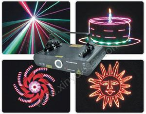 China single blue 1W Animation laser light Disco useable on sale
