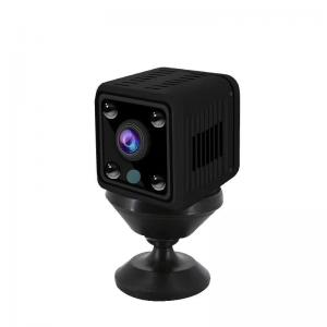 China Portable Mini IR Motion Activated Security Camera 1080P WiFi Battery Support Ios Android on sale