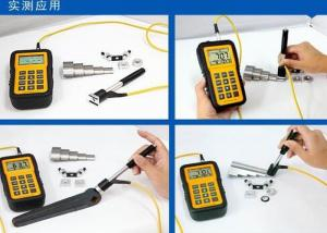 China Battery Metal Portable Hardness Testing Machine With Testing Curve 19.8 - 68.5 HRC on sale
