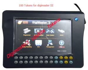 China Update Tokens For Sale 100 Tokens Per Lot For CKM100 CKM200 Digimaster III ADM-300A on sale