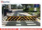 Carbon Steel Frame Hydraulic Spike Roadblocker Traffic Road Blocker Barrier Machine