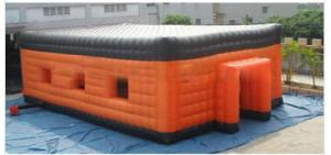 China giant outdoor inflatable tent house on sale