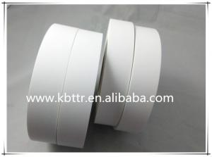 China Dip coated nylon taffeta ribbon for garments care labels on sale