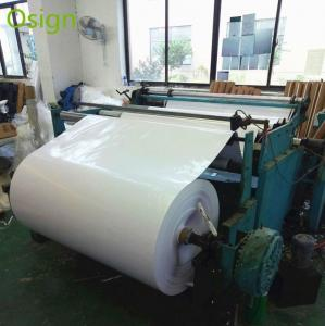 China factory High quality pvc sheets, black adhesive film, self adhesive one way vision vinyl window film on sale