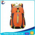Adjustable Shoulder Strap Custom Hiking Backpacks / Sports Bag Backpack
