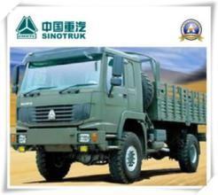 China caminhões pesados 290hp da carga 4x4 toda a movimentação da roda com padrão de emissão do EURO III on sale