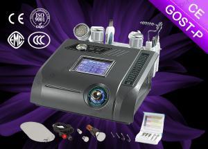 China Diamond microdermabrasion machine 40khz cavitation rf body slimming machine on sale
