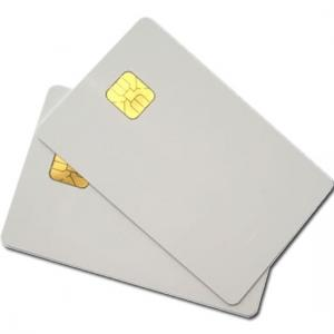 China CPU card/Contact Smart Card with ISO Standard on sale