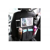 China Washable Passenger Seat Organizer Oxford Cloth Material Easy To Clean on sale