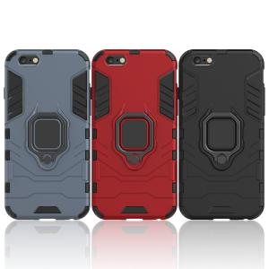 China Armor Shockproof Case For iPhone 6, 6s Finger Ring Holder Phone Cover Coque on sale