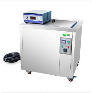 China Heavy Oil Removal Industrial Ultrasonic Cleaner 3600W With 360liter on sale