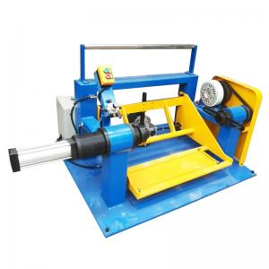 China Electric Lift Automatic Transformer Coil Winding Machine Manual Chuck on sale