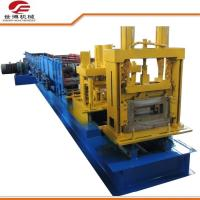 The Infinite Shear C Type Steel Purlin Roll Forming Machine Custom Color