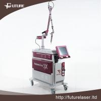 4 - 10mm Honeycomb MLA Tattoo Removing Equipment Q Switched Nd Yag Laser