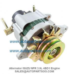 China 2912760000 8970237331 Alternator NPR Models Isuzu 3.9L - 4BD1 Engine Alternador on sale