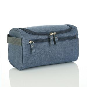 China Tear Resisitant Nylon Storage Travel Cosmetic Bags With Strengthen Handle on sale