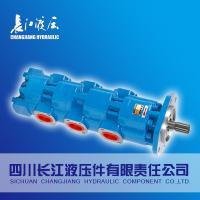 GPC4-20* Series Hydraulic Oil Gear Pump Used in The Engineering Machinery, Mining Engineering, Crane Machinery.