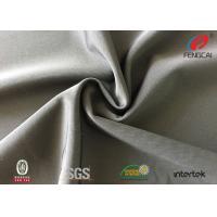 Oeko Tex 100 shiny high stretch nylon spandex fabric for fashion dresses